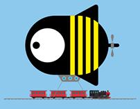BeeVeryCreative — Animation Web Spot