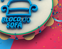 Bloco do Sofá - Carnaval Midea