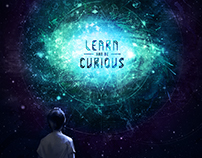 Learn and Be Curious