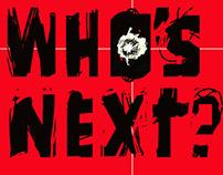 Georgia, Ukraine...  Who`s next? Political poster