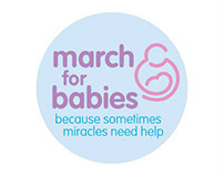 March for Babies T-shirt Concepts