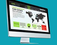 C40 Cities Website