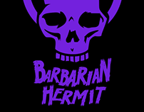 Barbarian Hermit - T Shirt concepts