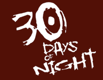 30 Days of Night Title Sequence