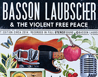 Basson Laubscher & The Violent Free Peace