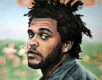 The Weeknd - commission