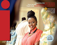 Anisa Mpungwe iMag Cover