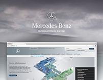 Mercedes Benz - Gebrauchtteile Center