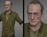 Realistic Character Texturing Using dDo in Photoshop