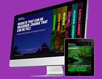 Bloomberg Philanthropies Website