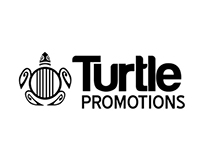 Turtle Promotions - Branding and Poster Design