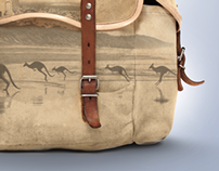 LAND ROVER DEFENDER: BAGS