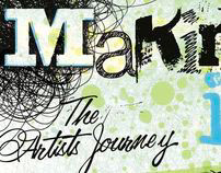 Making It: The Artist Journey Poster