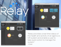 Relay Solutions Dashboard