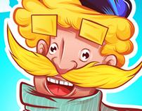 """Chief """"mustache"""""""