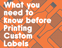 What you need to know before printing Custom Labels