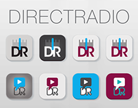 DIRECTRADIO App Icon