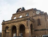 Anhalter Bahnhof - Scouting