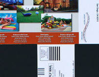 Direct Mail Brochure and Business Reply Mail (BRM)