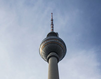 Scouting - Berlin TV Tower