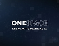 One Space Logo Animation