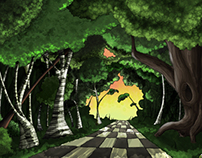 Chess Forest