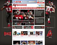 Buccaneers.com Web Flankers