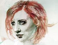 Cate Blanchett, regreened.