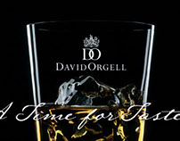 David Orgell Invitation