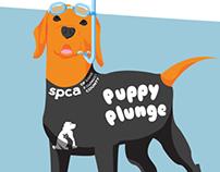Puppy Plunge Logo