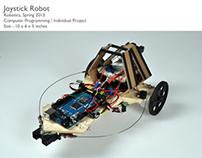 Joystick Robot