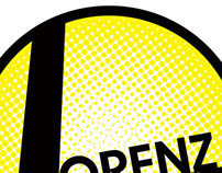 Lorenz Photography Brand Identity