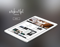 City Beautiful Church Web Design