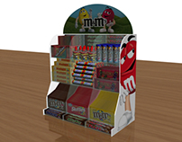 Candy Dispensers for Mars