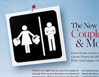 Good Housekeeping Magazine- Couples and Money