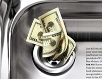 Good Housekeeping Magazine- Money Mistakes