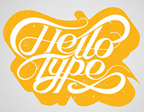 Hello Type | Lettering