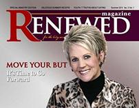 Renewed Magazine Client Advertisements 2011