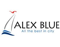 ALEX BLUE