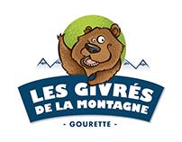 Les Givrés de la montagne - GOURETTE - illustrations