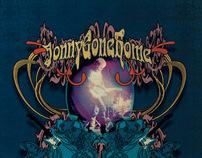 DVD Artwork - Jonny Gone Home