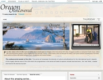 Oregon Uncovered Website