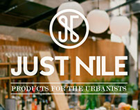 Just Nile - Logo Design