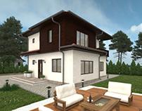 House in Bulgaria