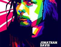 "Jonathan Davis ""KORN"""