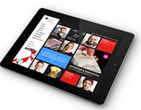 Design Factory Website Redesign Concept