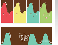 Packaging: Milo Chocolate Drink