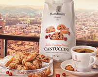 Bandinelli. Outdoor advertising design