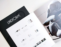 Graphic Identity & Printed Materials / LINDFORM
