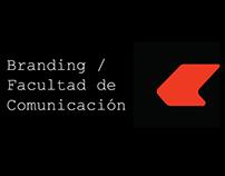 Branding: Facultad de Comunicaciones
